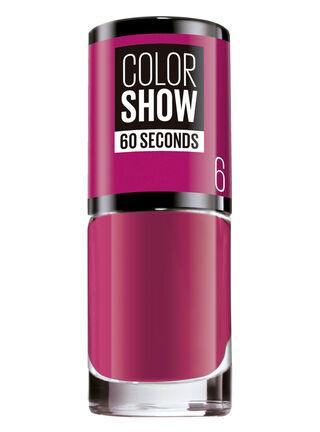 Esmalte de Uñas Color Show Bubbli Licious 6 Maybelline,,hi-res