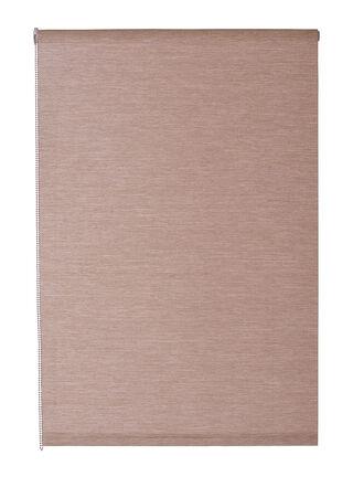 Cortina Roller Fibra Natural Café 120 x 230 cm Dib,,hi-res