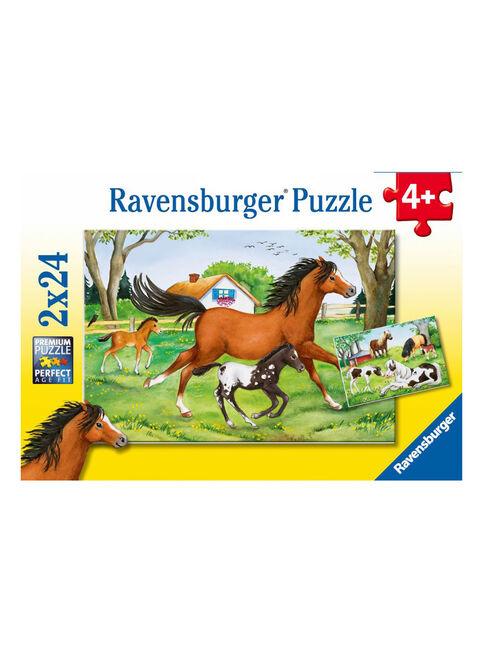 Puzzle%20Ravensburger%20Caballitos%202%20x%2024%20Piezas%20Ravensburger%20%20%20%20%20%20%20%20%20%20%20%20%20%20%20%20%20%20%20%20%20%2C%2Chi-res
