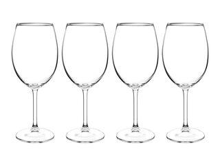 Set 6 Copas Vino Tinto Cristal Bohemia,,hi-res