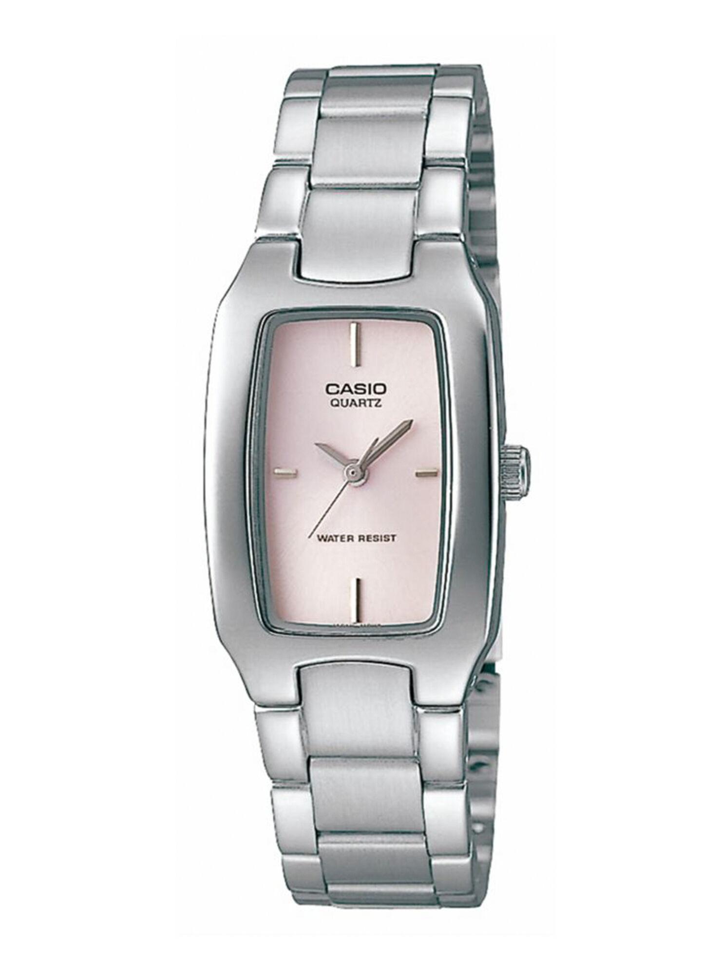 8e740c70d3b0 Reloj Análogo Casio Cuadrado Pulso 31 Mujer en Relojes