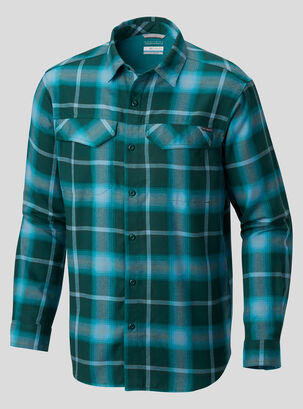 18de9b145 Camisa Columbia Silver Ridge Flannel Outdoor Hombre