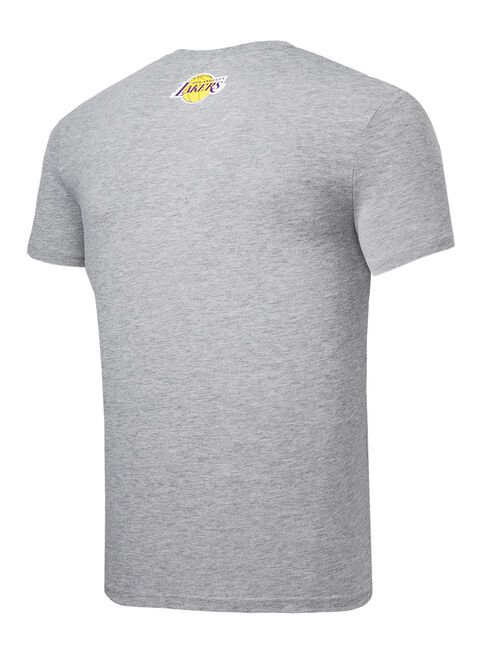 Polera%20Manga%20Corta%20Gris%20Lakers%20NBA%2CGris%2Chi-res