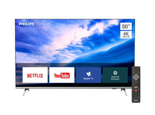 "LED Smart TV Philips 50"" 4K UHD 50PUD6654,,hi-res"
