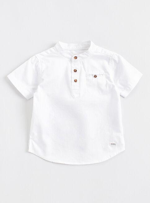 Camisa%20Ni%C3%B1o%20Manga%20Corta%20y%20Cuello%20Mao%20Tribu%2CMarfil%2Chi-res