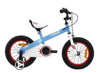 Bicicleta Infantil Royal Baby Honey Aro 16 Celeste,Azul,hi-res