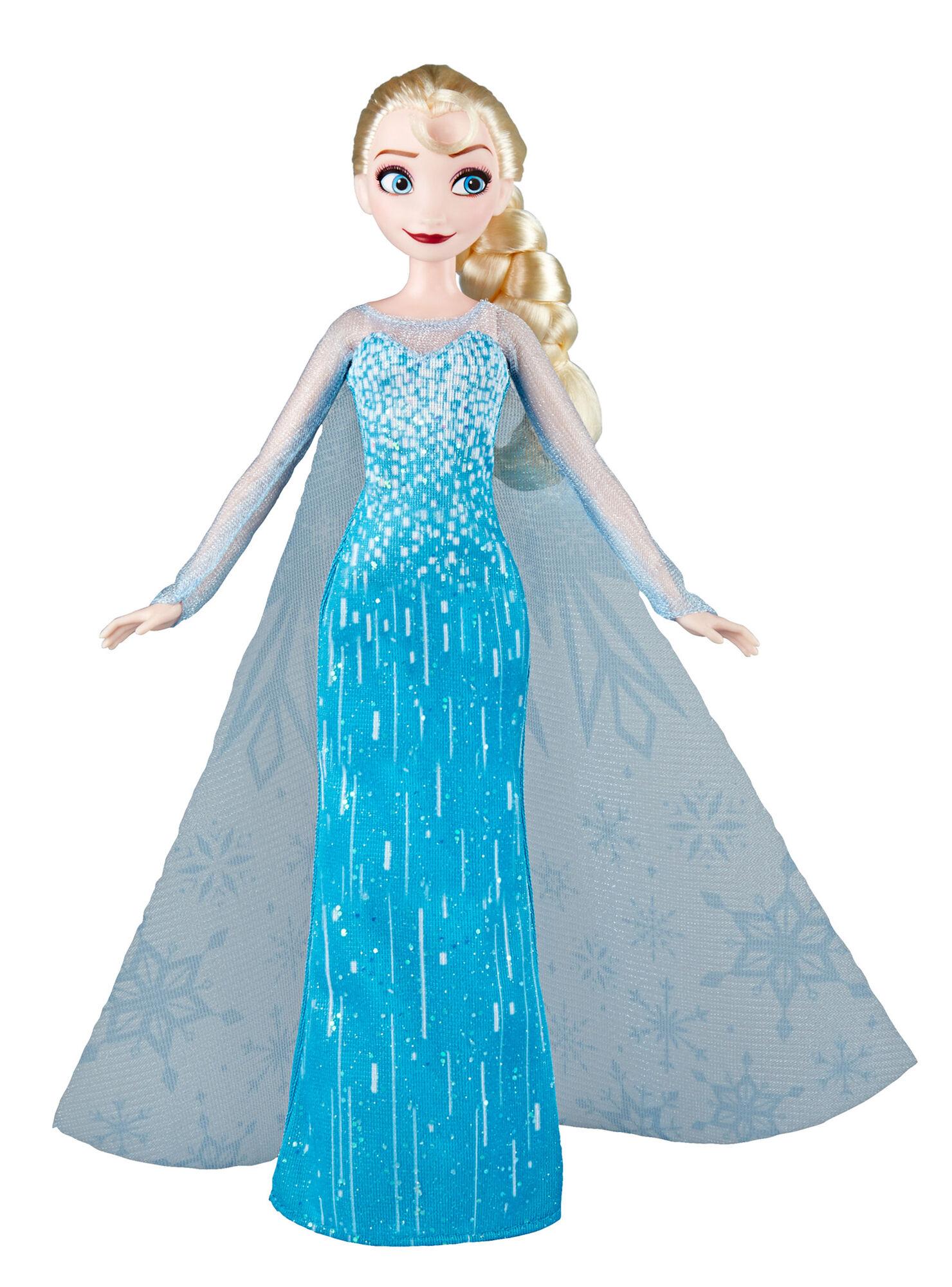 Muñeca Clásica Elsa Frozen