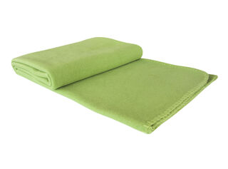 Set 2 Mantas de Polar Throw Stylo 125 x 150 cm,Verde Esmeralda,hi-res