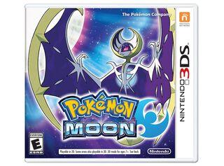 Juego Nintendo 3DS Pokemon Moon,,hi-res