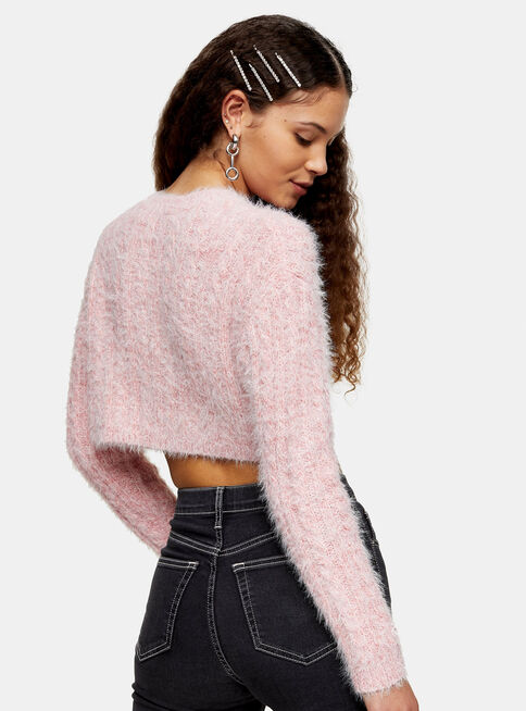 Chaleco%20Crop%20Pink%20Fluffy%20Cable%20Topshop%2C%C3%9Anico%20Color%2Chi-res