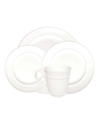 Set Ceramica 24 Piezas Crema Sarah Miller,,hi-res