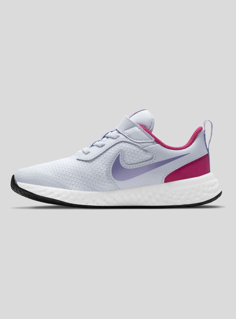Zapatilla%20Running%20Nike%20Unisex%20Revolution%205%20Grey%20Purple%2CDise%C3%B1o%201%2Chi-res