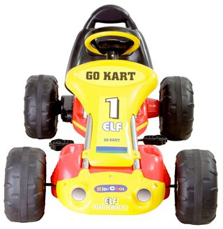 Go Kart a Pedales Rojo Kidscool,,hi-res