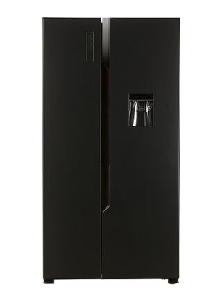 Refrigerador Side By Side Oster OS-BHSBS21SSD 514 lt Negro,,hi-res
