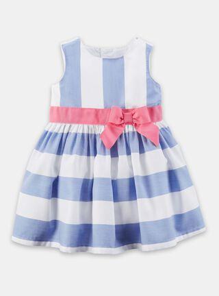 Vestido Niña 0 A 24 Meses Carter's,Azul,hi-res