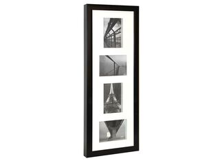 Marco de Fotos Collage Relive x 4 Attimo,Negro,hi-res