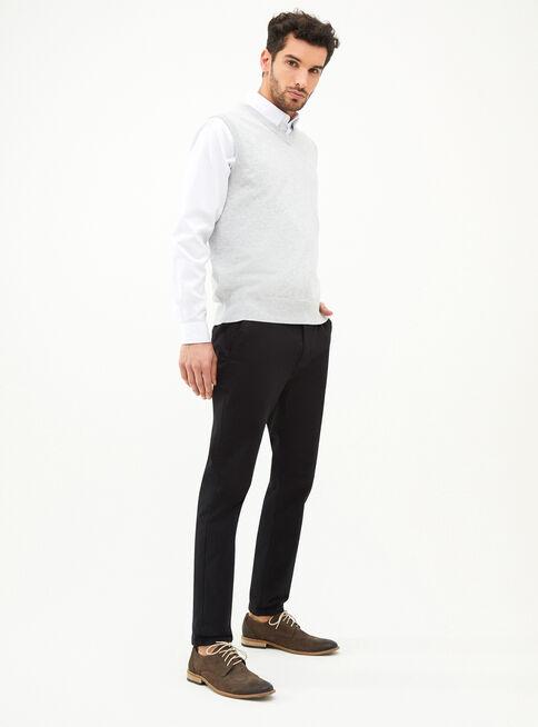 Sweater%20Cuello%20V%20Liso%20Algod%C3%B3n%20Dockers%2CGrafito%2Chi-res