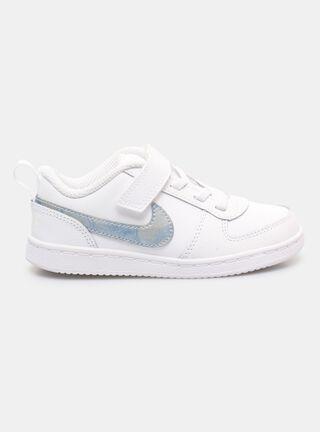 Zapatilla Nike Court Borough Urbana Niña,Blanco,hi-res