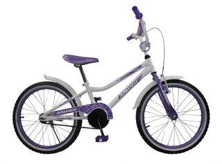 Bicicleta BMX Niña Avalanche Firenze Aro 20 Hasta 150 cm,Blanco,hi-res