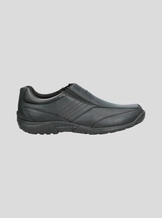 Zapato Guante 1221 Escolar Niño,Negro,hi-res