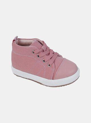 Botín Colloky Pink Niña,Rosado Pastel,hi-res