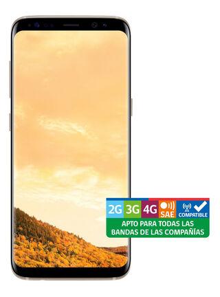 """Smartphone Samsung Galaxy S8 Dorado 5,8"""" Liberado,,hi-res"""