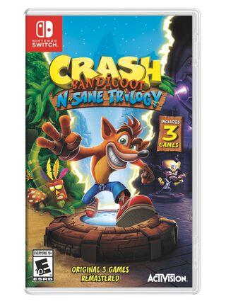 Juego Nintendo Switch Crash Bandicoot: La Trilogía,,hi-res