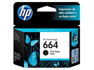 Cartucho Tinta Hp 664 Negro,,hi-res