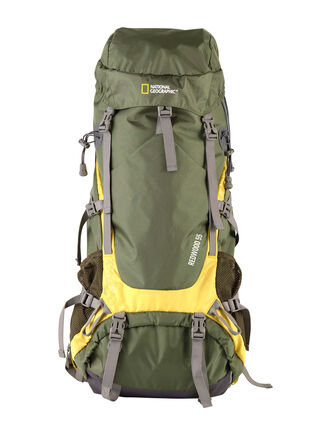 Mochila National Geographic Redwood 55 Lts,Verde,hi-res