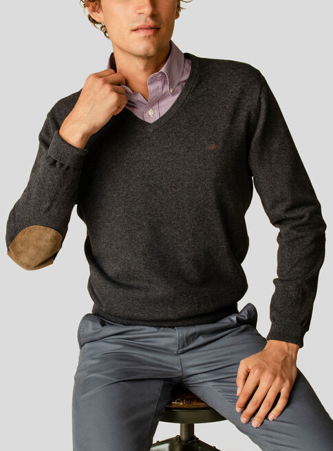 Sweater%20Liso%20Cuello%20V%20Algod%C3%B3n%20Cashmere%20Saville%20Row%2CMarengo%2Chi-res