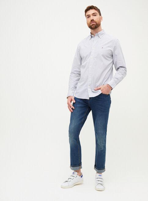 Camisa%20Manga%20Larga%20Rayas%20Tommy%20Hilfiger%2CAzul%2Chi-res