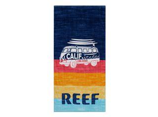 Toalla de Playa Reef 80 x 170 cm Turquesa 06,,hi-res