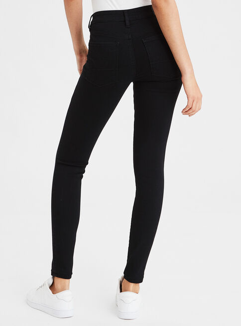 Jeans%20High%20Waisted%20Jegging%20American%20Eagle%2CNegro%2Chi-res