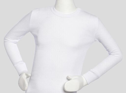 Camiseta%20T%C3%A9rmica%20Ni%C3%B1o%20Tejido%20Panal%20Cuello%20Polo%20T2-4-6-8%20Tais%2CBlanco%2Chi-res