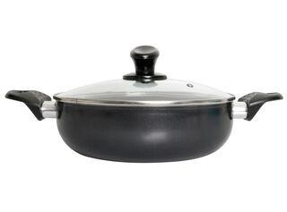 Olla Strain Arrocera Aluminio 24 cm Magefesa,,hi-res