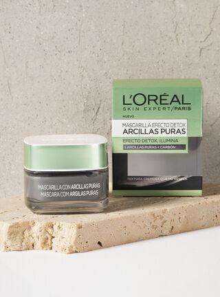 Mascarilla Arcillas Facial Pure Clay Radiance/Detox Dermoexpertise,,hi-res