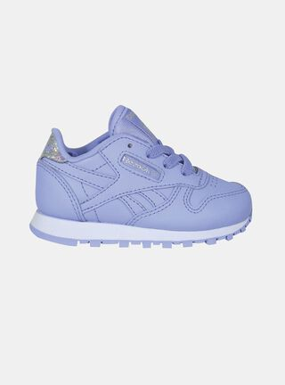 Zapatilla Reebok Classic Leather Pastelbs Niño,Morado,hi-res