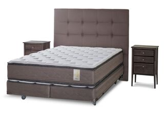 Box Spring New Style 4 King + Set Issey Rosen,,hi-res