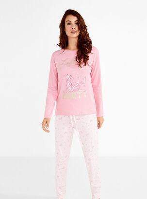eabbabb916ad Pijama Pink Panther Party Rosado Women'Secret. $29.990. Coral