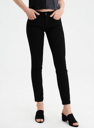 Jeans Skinny Ne(X)t Level American Eagle,Negro,hi-res