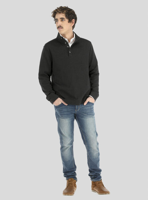 Sweater%20Never%20Tuck%20Buttom%20Van%20Heusen%2CNegro%20Mate%2Chi-res