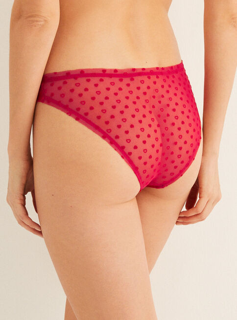 Calz%C3%B3n%20First%20Round%20Hipster%20Rojo%20Women'Secret%2CGranate%2Chi-res