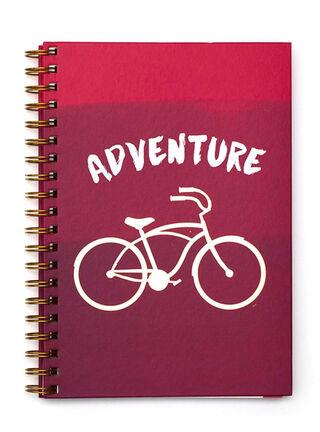 Cuaderno Espiral Tapa Dura Bici American Crafts 25 x 18 cm,,hi-res