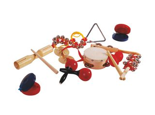 Set Instrumentos Percusion Dactic,,hi-res