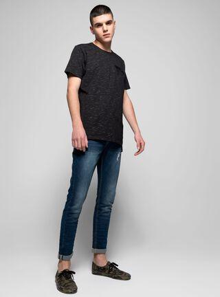 Jeans Focalizado Skinny JJO,Azul Oscuro,hi-res
