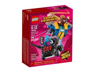 Juego Mighty Micros Marvel Star Lord vs Nebula Lego,,hi-res