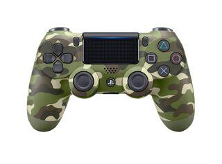 Control DualShock Verde Camuflado para PlayStation 4,,hi-res