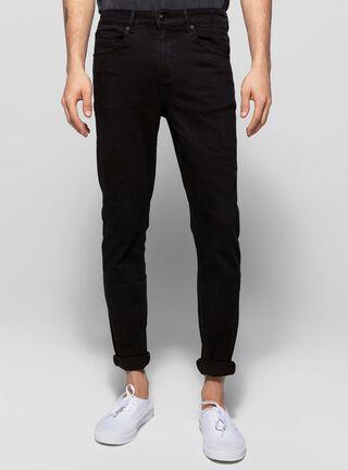 Jeans Básico Liso Foster,Negro,hi-res