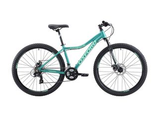 Bicicleta MTB Oxford Mujer Venus 1 Aro 27.5 Freno Disco,Verde,hi-res