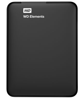 Disco Duro  2TB Western Digital New Elements 3.0 Negro,,hi-res